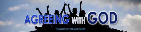 Agreeing With God! Part 2 | Agreeing With God by Pastor Jerry W. Doss Image