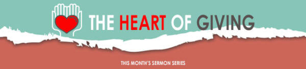 A Heart of Giving | A Heart of Giving by Pastor Jerry W. Doss Image