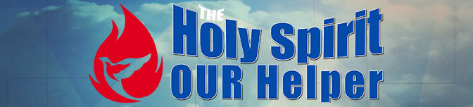 The Holy Spirit Our Helper
