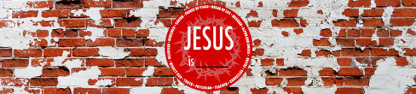 Jesus Is My Example! | Jesus Is by Pastor Jerry W. Doss Image
