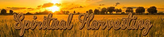 Spiritual Harvesting